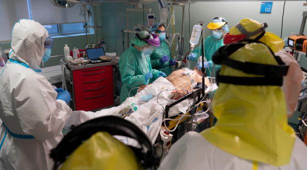 546 muertos en México por el Covid-19; en un día se confirmaron 578 casos más de coronavirus en territorio mexicano