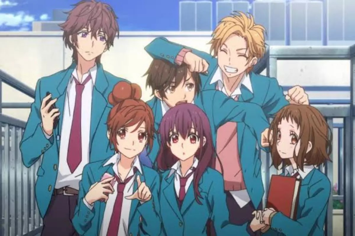 Ini Urutan Nonton Anime Movie HoneyWorks