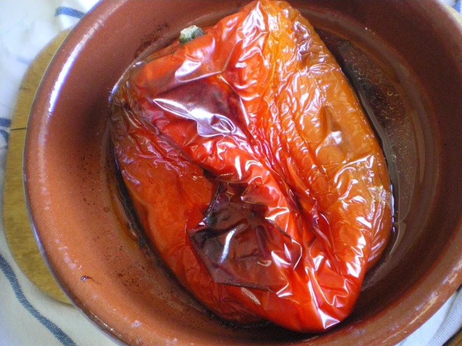 Pimiento asado