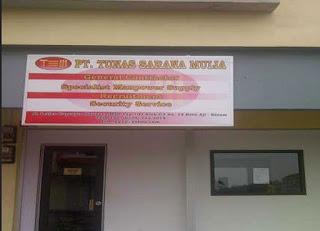 PT. Tunas Sarana Mulia