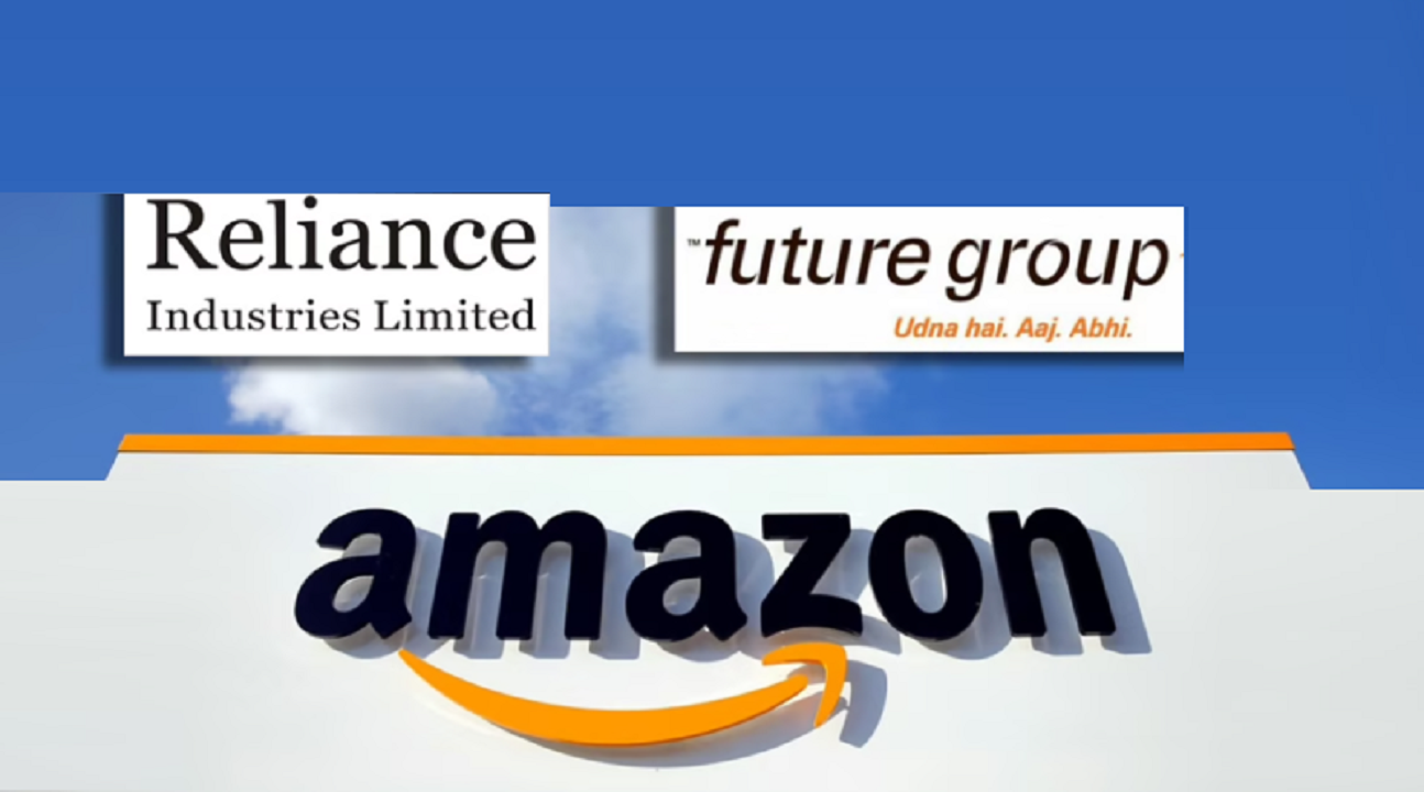 Supreme Group and Amazon dispute reached Supreme Court