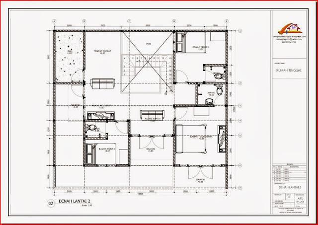 Jasa Pembuatan Skema Bangunan