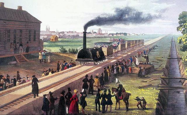 Поезд Богатырь