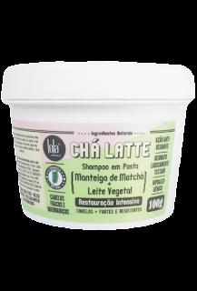 Onde Encontrar Shampoo em Pasta Cha Latte Lola Manteiga de Matchá (Resenha)