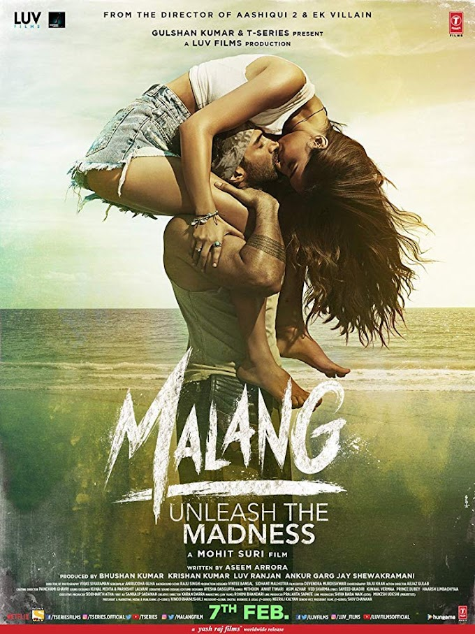 Malang 2020 Hindi Movie 720p Pre-DVDRip (1.2GB)
