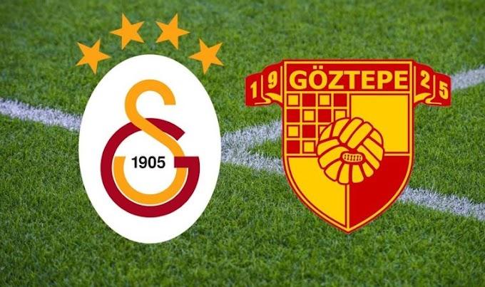 CANLI İZLE - Galatasaray Göztepe Canlı maç izle | şifresiz maç izle