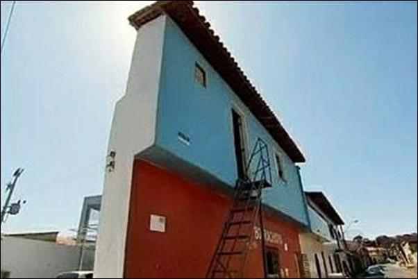 uma das casas mais estreitas do mundo