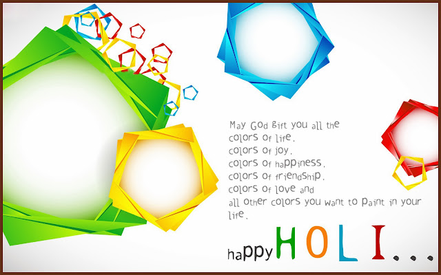 Holi Quotes in English