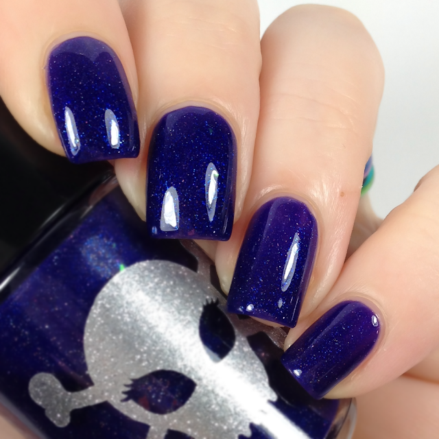 Necessary Evil Polish-Flight Of The Monarch