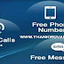Free phone number and calling, text application for Android mobile device | TAMIL TECHNICAL TIPS