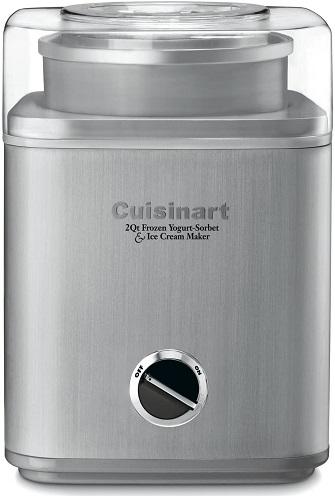 Cuisinart ICE-30BC Pure Indulgence - Automatic Ice Cream Maker
