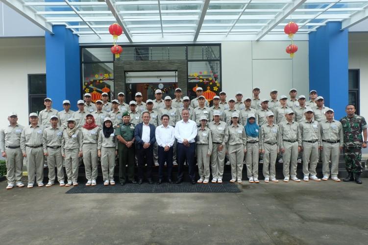 Rekrutmen Mahasiswa Ikatan Dinas PT PP (Persero) Tbk