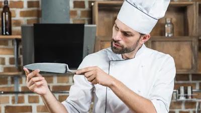 Tips Sederhana Untuk Merawat Set Pisau Dapur