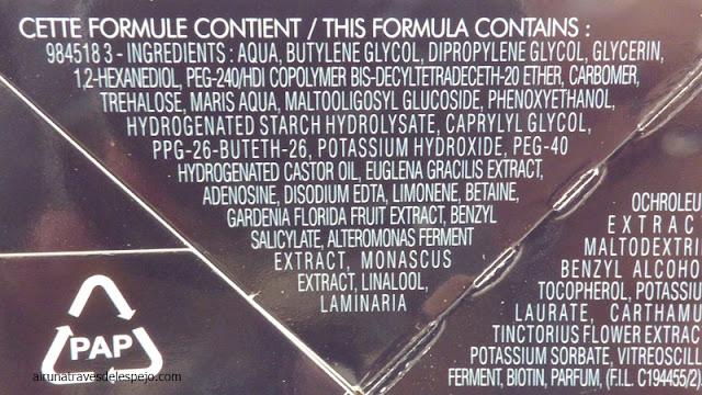 ingredientes aquasource everplump night