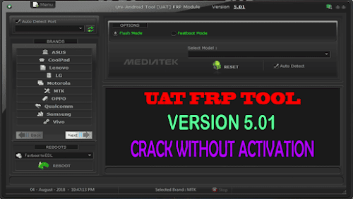 UAT FRP Tool 5.01 Crack Without Activation Free and Working