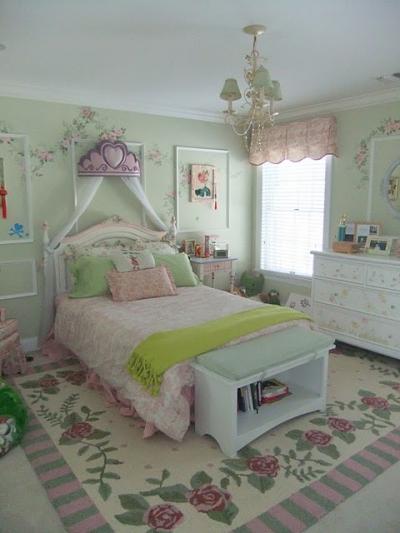 The Zhush Daughter S Room Reveal