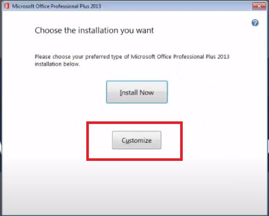 Hướng dẫn cài đặt Word 2013 Professional Plus chi tiết thành công c