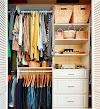 Πως θα κάνετε την ντουλάπα σας πραγματικά βολική