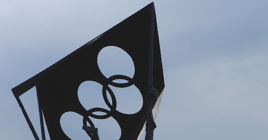 Under the Olympic Flag