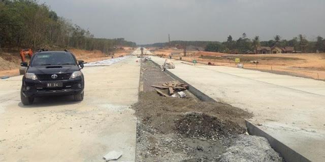 Ini Ruas Tol Trans Sumatera yang Beroperasi 2017
