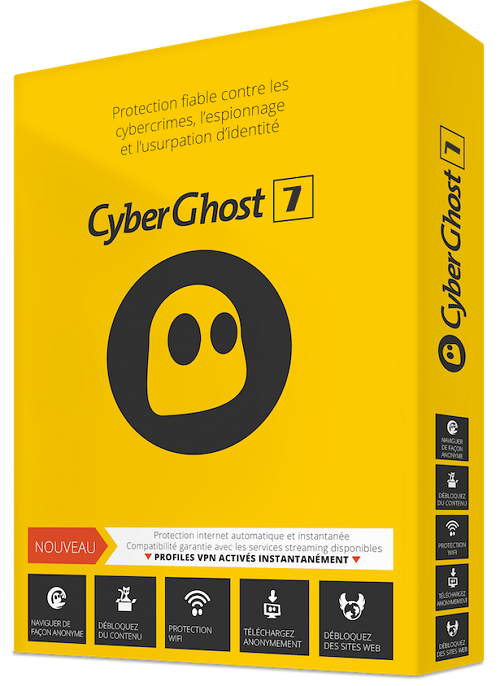 CyberGhost VPN Premium - Latest Version 2020