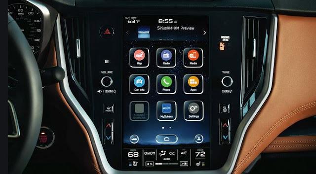 teknologi hiburan pada mobil listrik