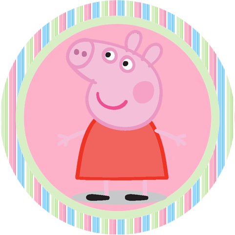 Peppa pig cake template printable search results for Peppa pig cake template free