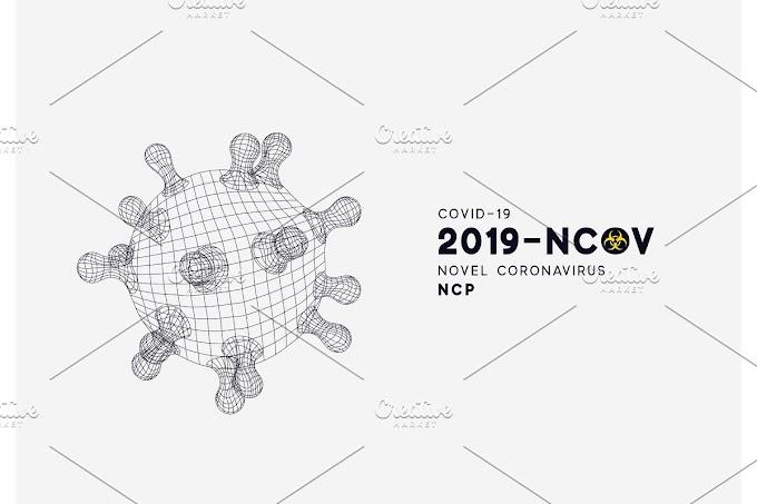Virus Covid 19-NCP.