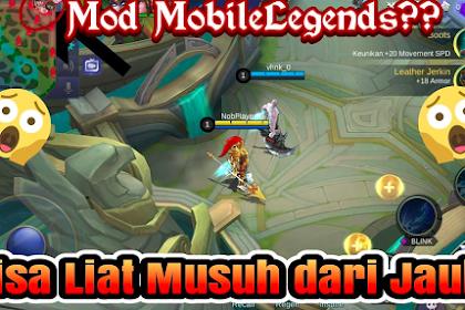 Download Mobile Legend mod apk versi Paling terbaru