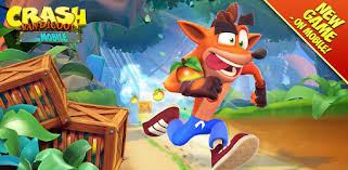 Crash Bandicoot Mobile APK Free Download latest v0.1.1279 for Android