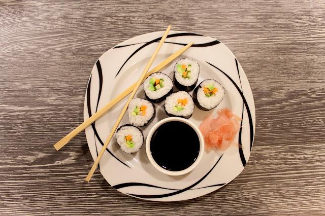 Vegetarian Sushi e6638651142