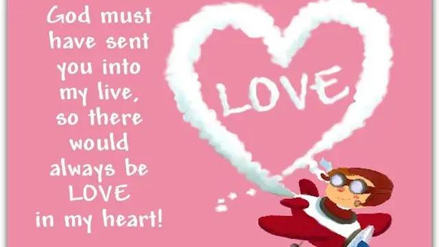 Happy Valentine Day Wishes Images for boyfriend