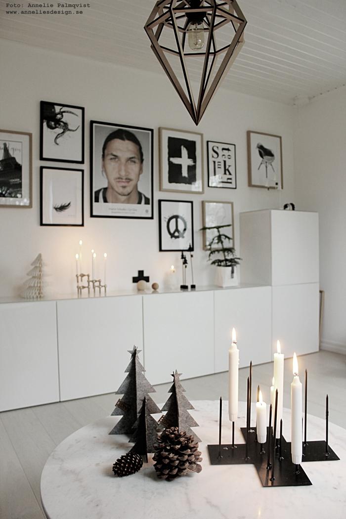 ljusstake, candle cross, tavlor, annelies design, webbutik, webbutiker, webshop, inredning, poster, posters, print, prints, konsttryck, svart och vitt, svartvit, svartvita, graifskt, fjäder, zlatan, tavelvägg, tavelväggar, tavelväggen, tavlor, tavla, paris, peace, kors, jul, julen 2016, Oohh gran, granar, advent, lampa döden, julpynt, ikea bestå, pappersgran, pappersgranar,