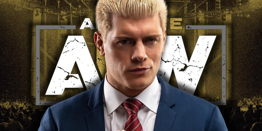 "Cody Rhodes Says He Doesn't Believe In ""Midcard Titles"""
