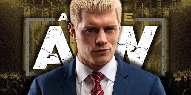 Cody Rhodes Responds To AEW Chants At WWE Hell In A Cell