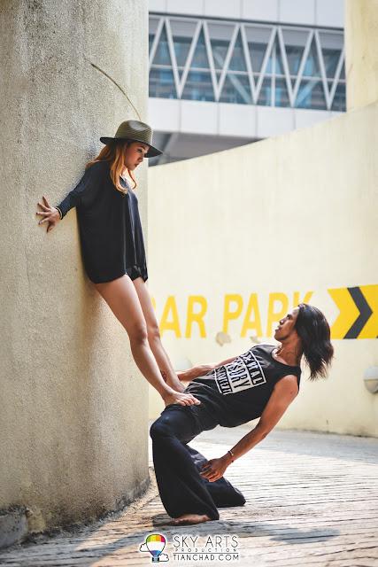 Melody x Azmie | Dancing In The City #SkyArtsPro