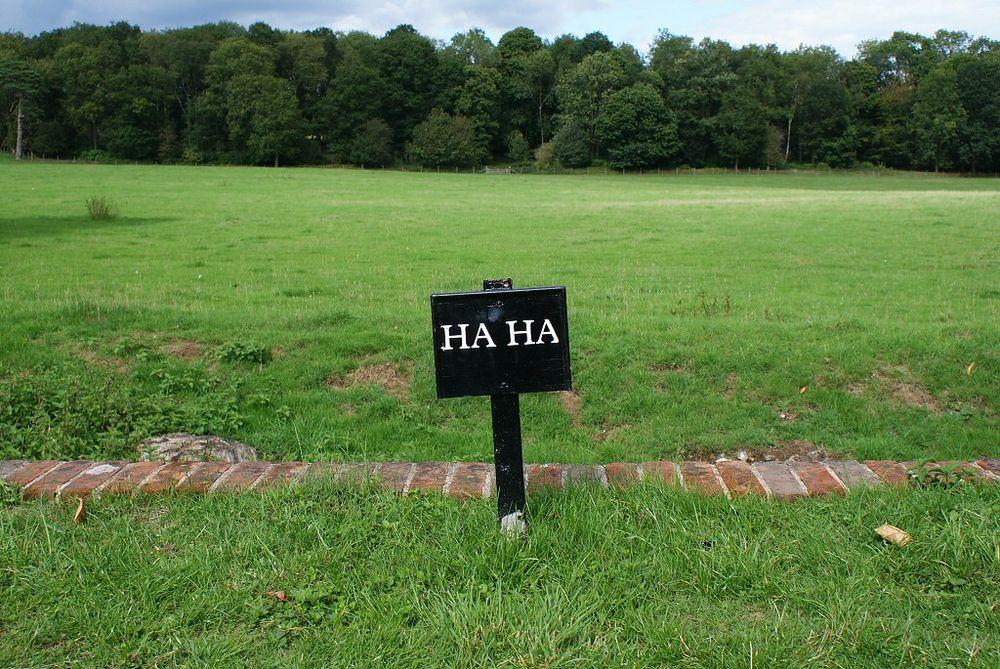 ha-ha