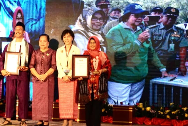 ASEAN Youth Eco-champion Award