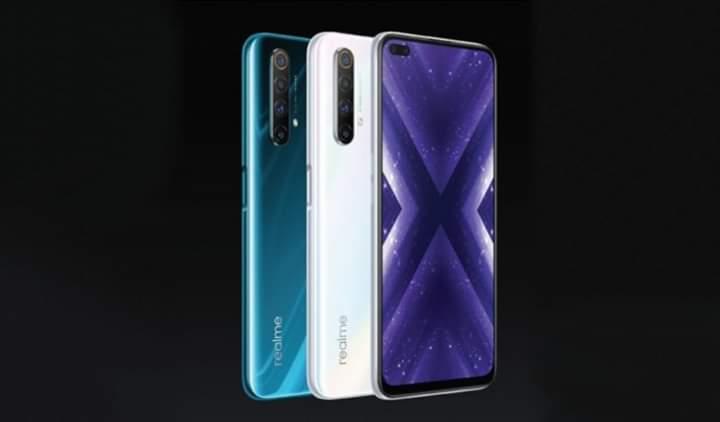 هاتف ريملي موبايل Realmex3