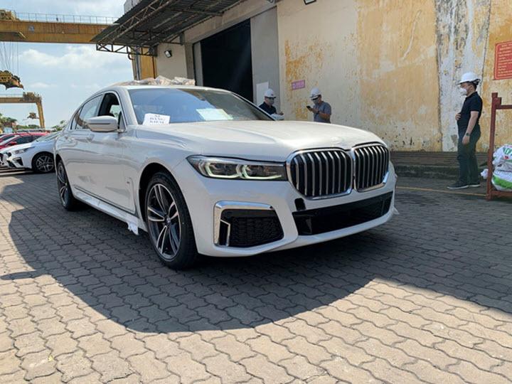 BMW 7-Series 2020 bất ngờ có mặt tại Việt Nam