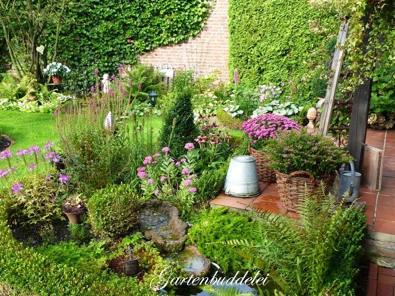 Gartenbuddelei Große Dinge