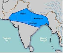 Mahapadma Nanda army consisted of 2,00,000 infantry, 20,000 cavalry, 3,000 war elephants, and 2,000 war chariots at the lowest estimates. Because of this huge military structure no intruder dared to even think of attacking Mahapadma Nanda. The replenished treasury gave way to increase in strength of the army. His kingdom was the wealthiest among all those at that time.