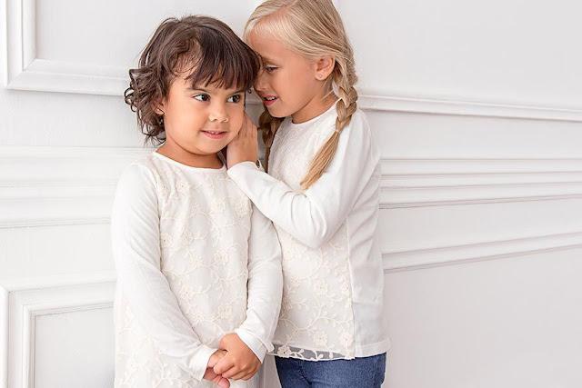 moda infantil invierno 2017