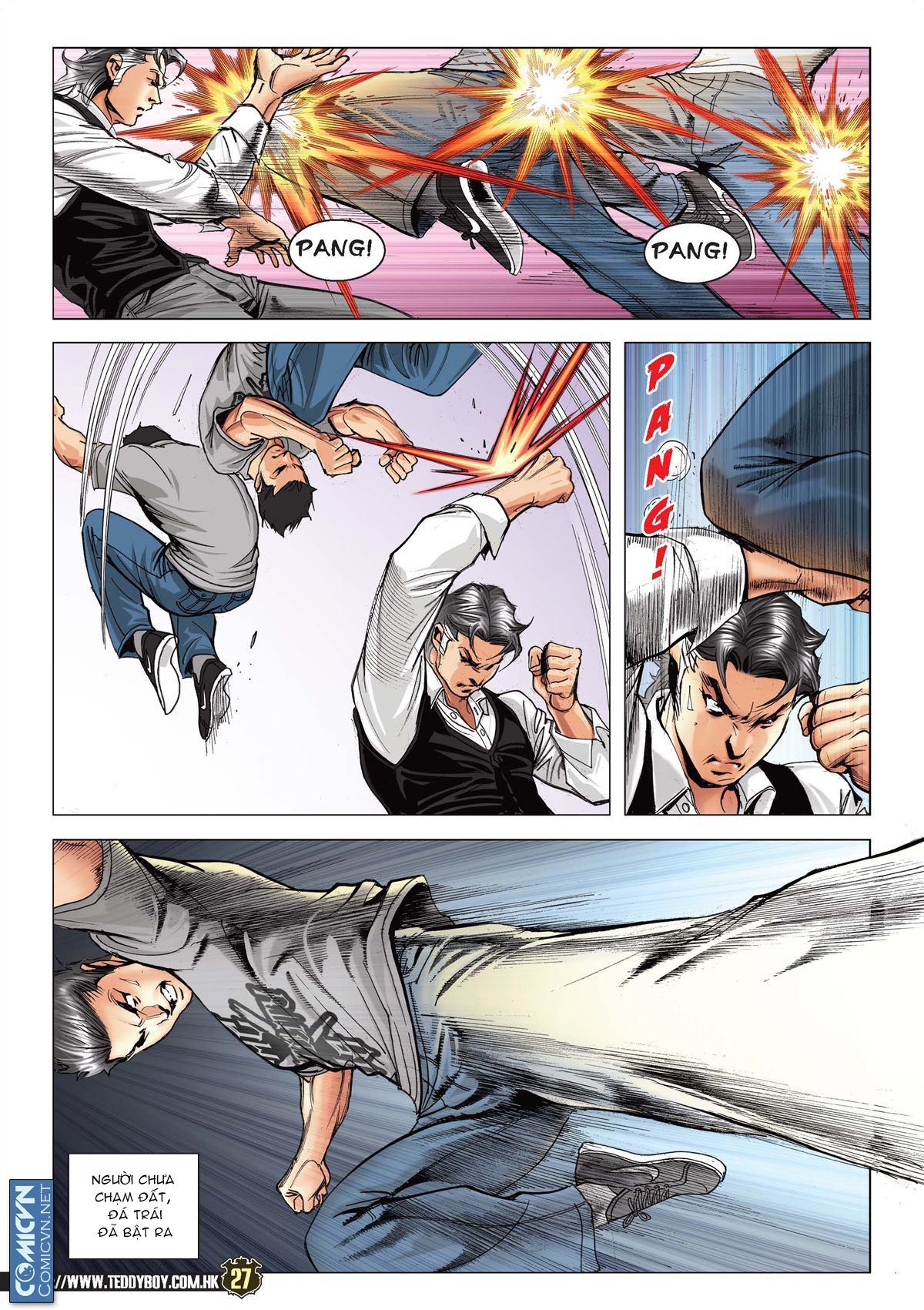 Người Trong Giang Hồ chapter 2119: nam ca vs thượng võ trang 26