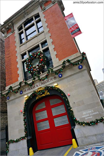 Cuartel General de los Cazafantasmas en Nueva York