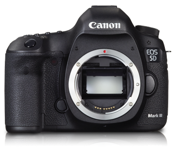 EOS 5D Mark III (Bodi)