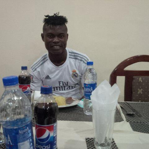 NFF mourns deceased 3SC player, Izu Joseph