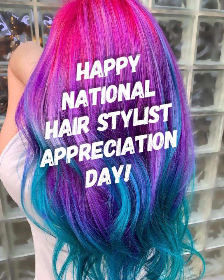 National Hairstylist Appreciation Day Wishes for Instagram