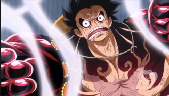 One Piece' Reveals Luffy's New Gear Four Attacks
