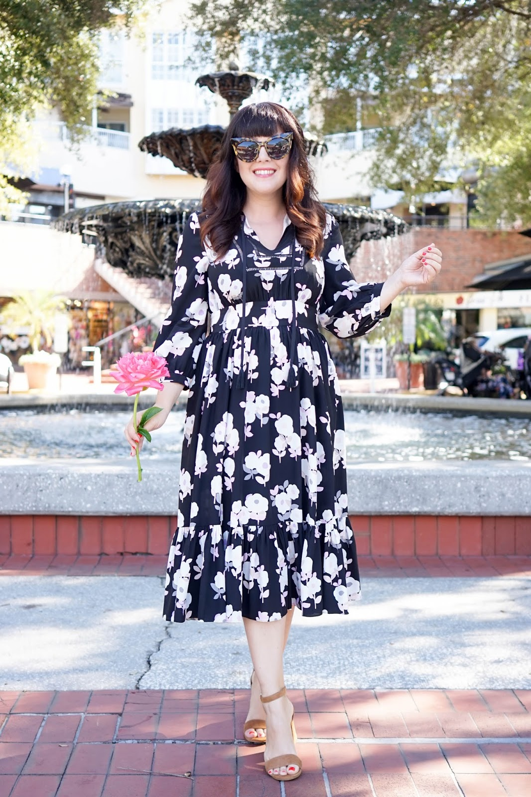Kate Spade Dress, Hyde Park Village, Tampa